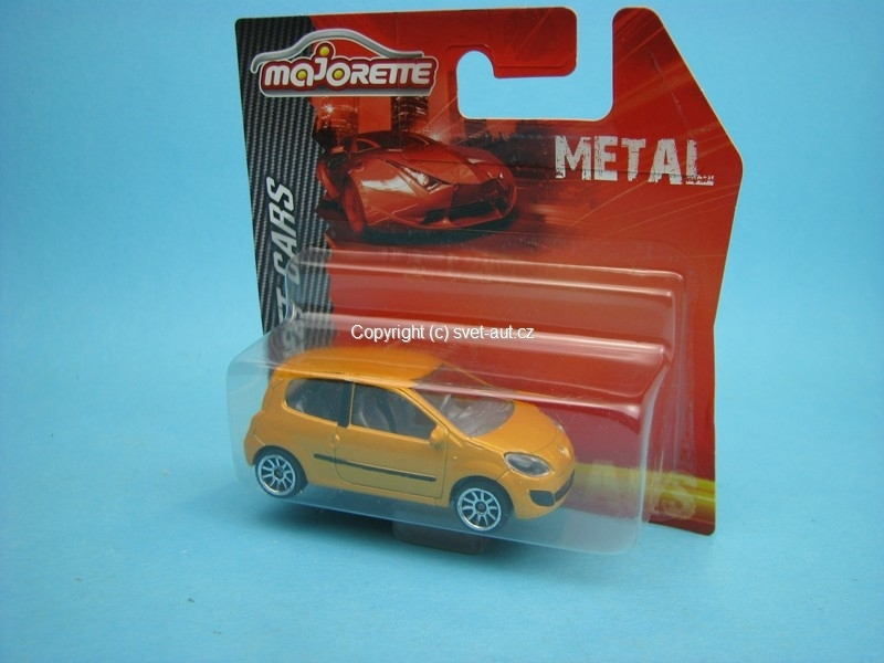 Renault Twingo orange 1:64 Majorette